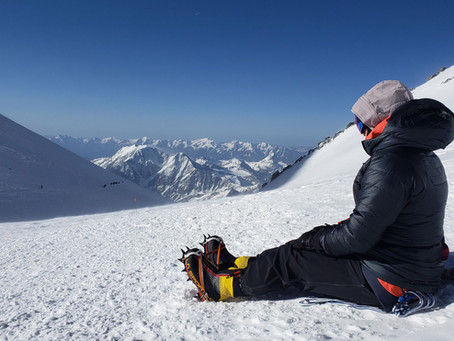 An Unguided Climb of Mt. Elbrus - Routhier Style (Part 3)