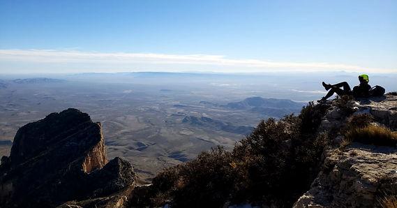Top of Texas - Guadalupe Peak