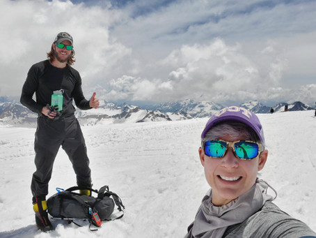 An unguided climb of Mt. Elbrus – Routhier Style (Part 2)