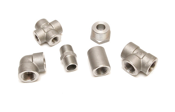 MS Threaded Fittings