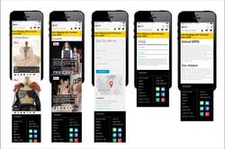 UX/UI Design Conception