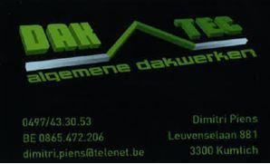 Dak-Tec algemene dakwerken