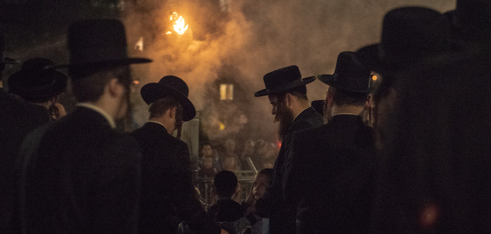 Lag B'Omer is a Jewish Holiday. It's the day that Rav Shimon bar Yochai, the author of the Zohar, left the world. This particular point in time gives us a great spiritual opportunity: the opportunity for renewal, to be who we are, and to reach greater heights.   Williamsburg, Brooklyn 2019.