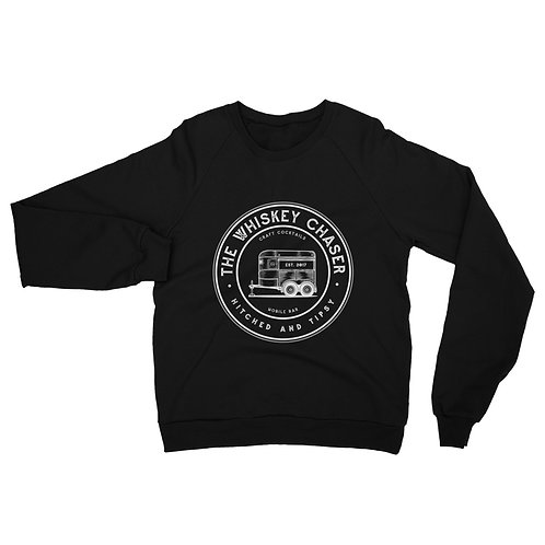 Fleece Raglan LOGO Sweatshirt