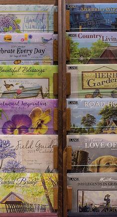 The Lang Store Calendars