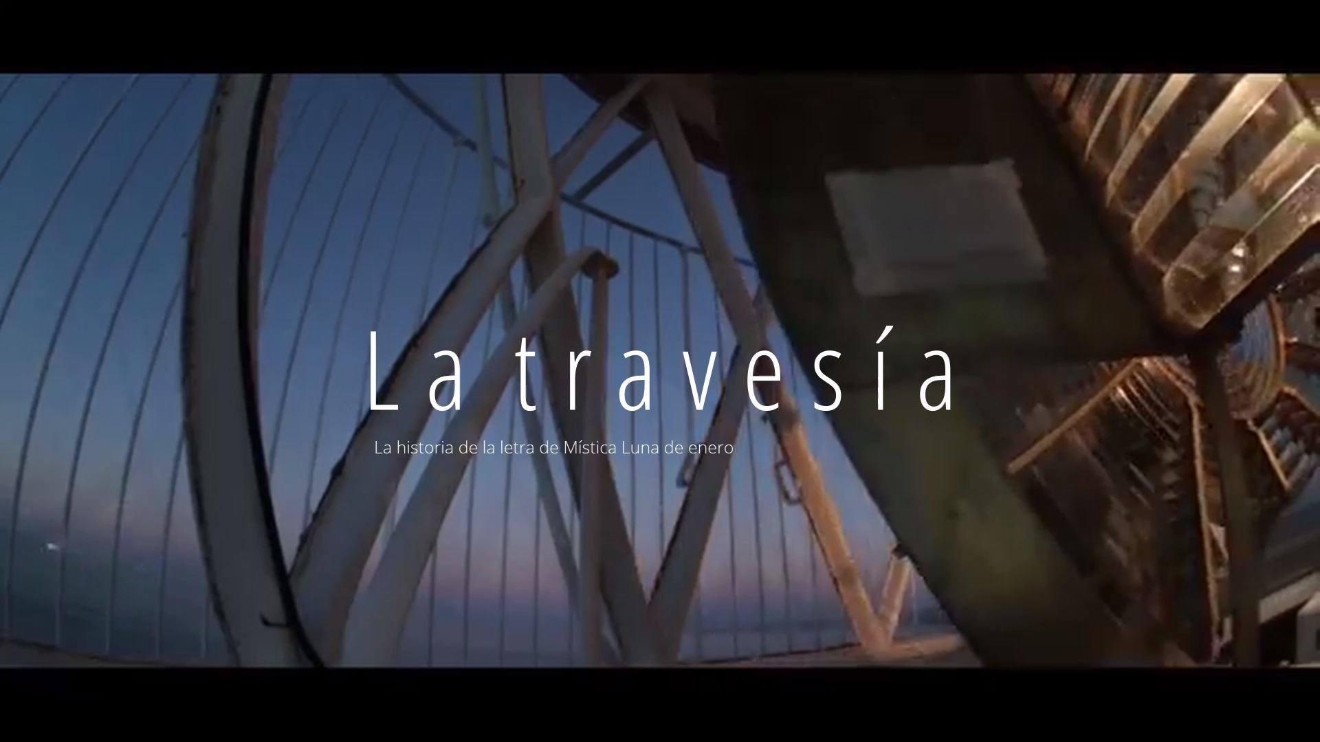 La travesía - Historia de Mística Luna de enero - 2º Capítulo