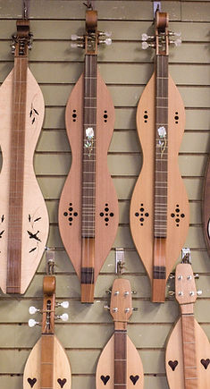 Simple Sounds Dulcimers