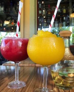 Frozen Flavored Margaritas