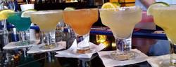 Fresh and Top Shelf Margaritas