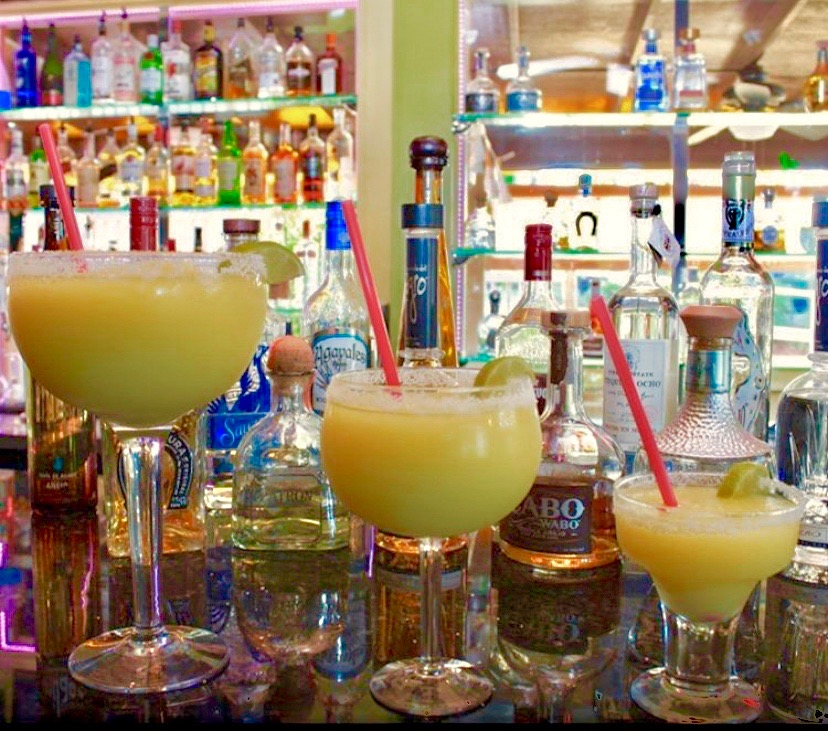 Margaritas of All Sizes!