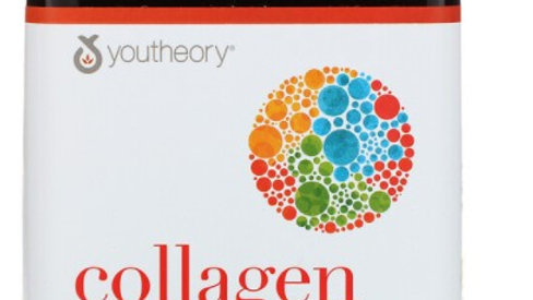 youtheory collagen with vitamin C 290 tabs