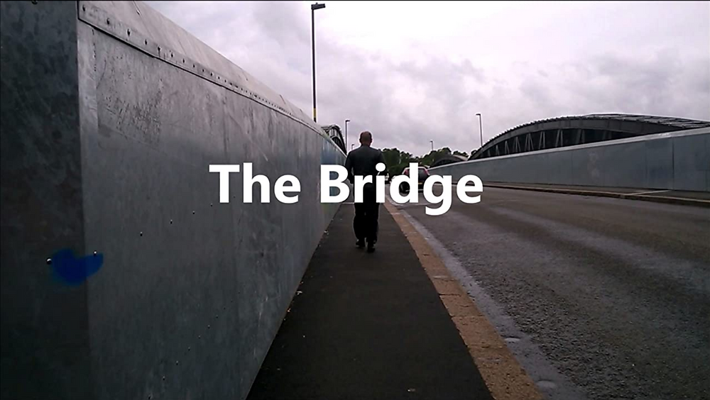 The Bridge movie poster