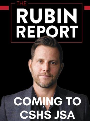 The Rubin Report speaks to CSHS JSA