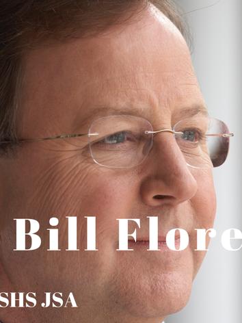 Bill Flores speaks to CSHS JSA