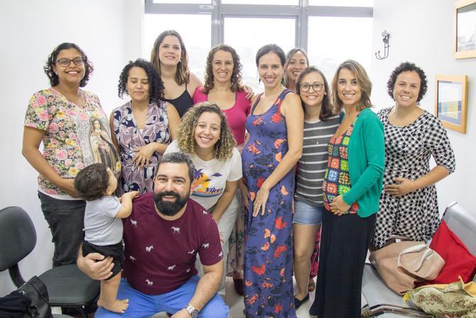 Workshop - Nutrição na Gestação - como foi?