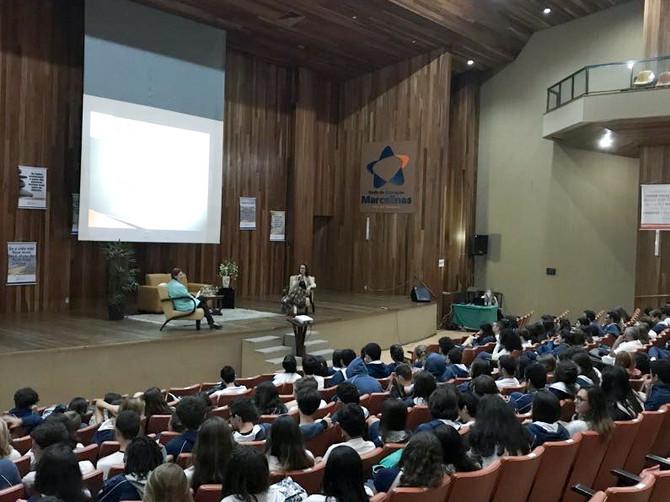 Palestra - Colégio Santa Marcelina