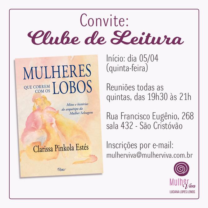 Clube de Leitura Mulher Viva