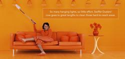 Swiffer Orange
