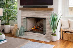 Manhattan Beach Fireplace
