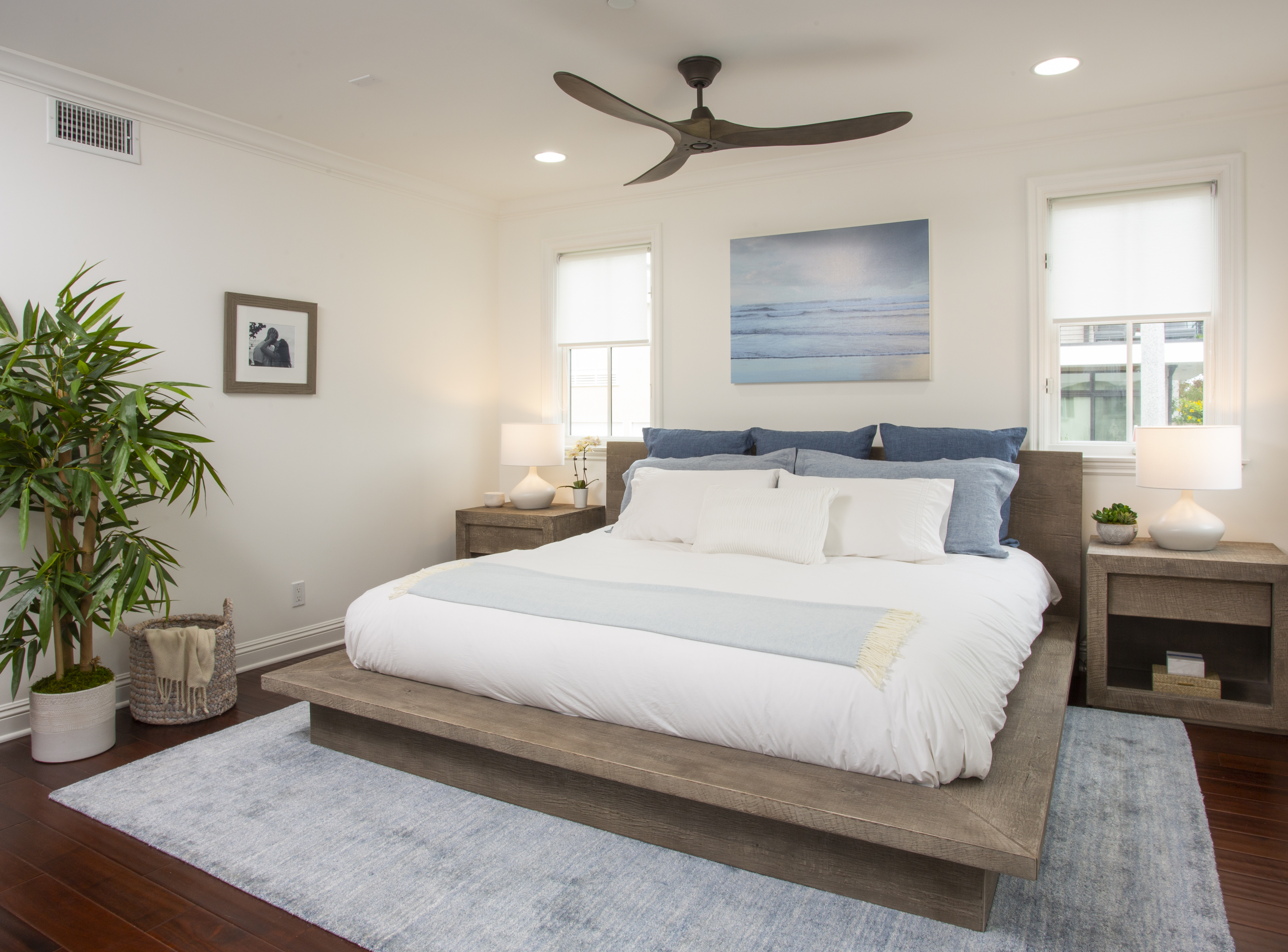 Manhattan Beach Master Bedroom