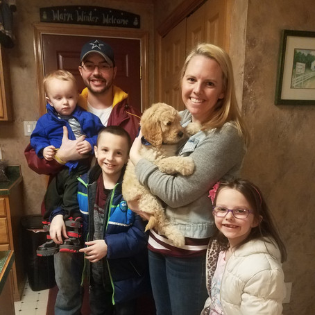 Cali finds a forever family