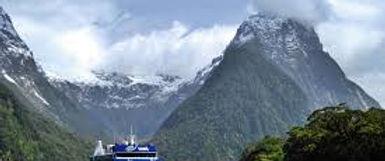 Cruising in New Zealand