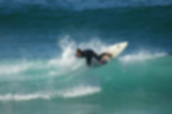 Surfing Ballito South Africa