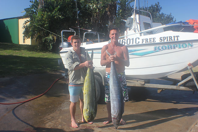 Deep Sea Fishing Mozambique