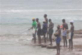 Bait fishing Mozambique