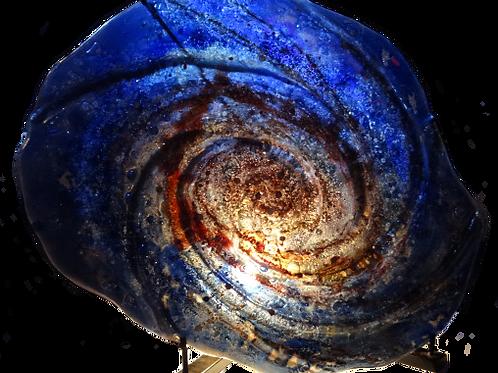 Galaxy Statue