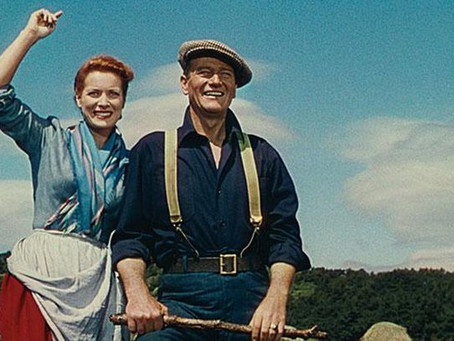 On John Ford: The Quiet Man