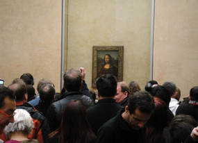 The Mona Lisa Was Stolen?