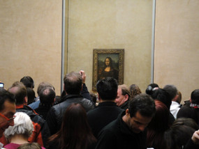 The Mona Lisa Was Stolen?
