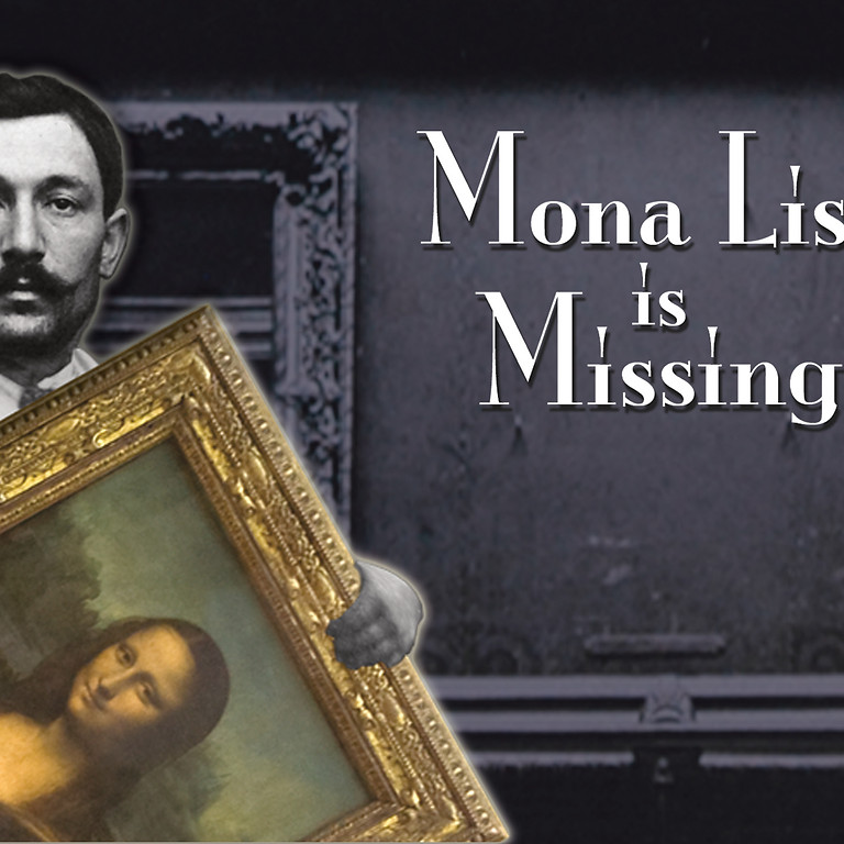 """Mona Lisa Is Missing"" Screening & Q&A"