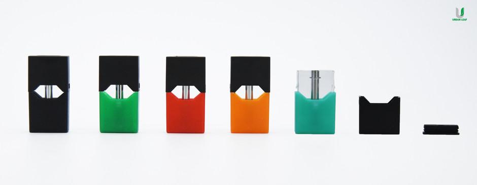 Atomizer Cartridge Pods