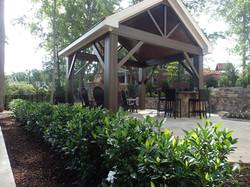 Landscaping Design and Install Cary North Carolina
