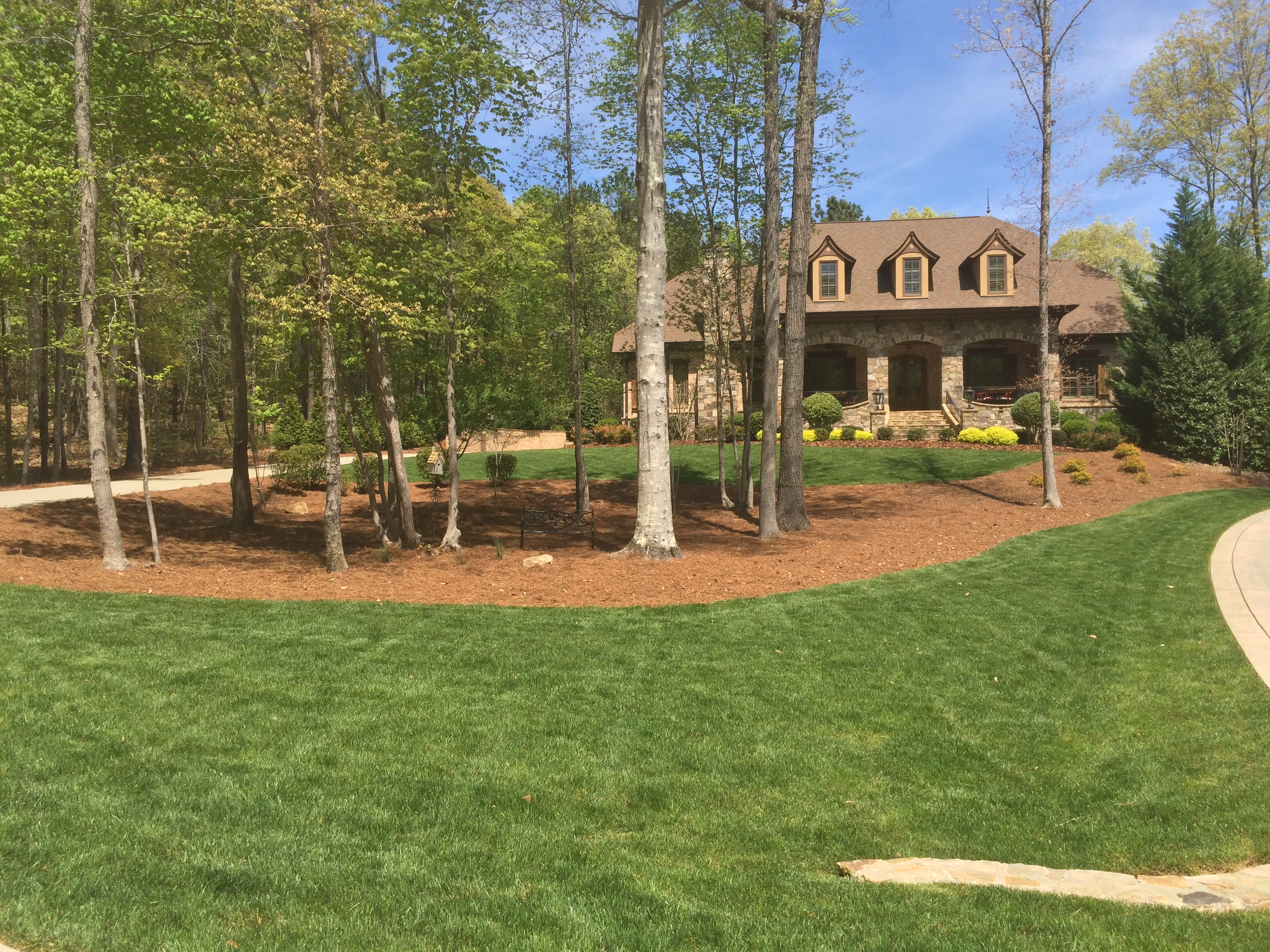 Wake Forest NC Landscaping