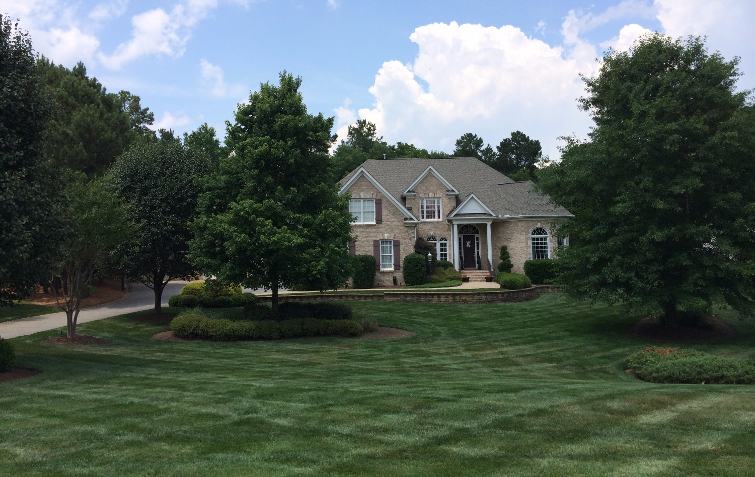 Lawn Maintenance Raleigh