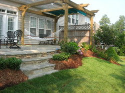 Landscape Project Cary NC