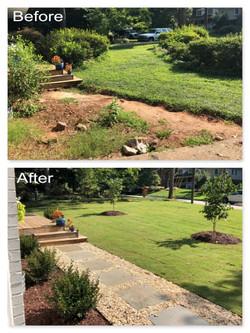Landscape Design & Install Raleigh NC