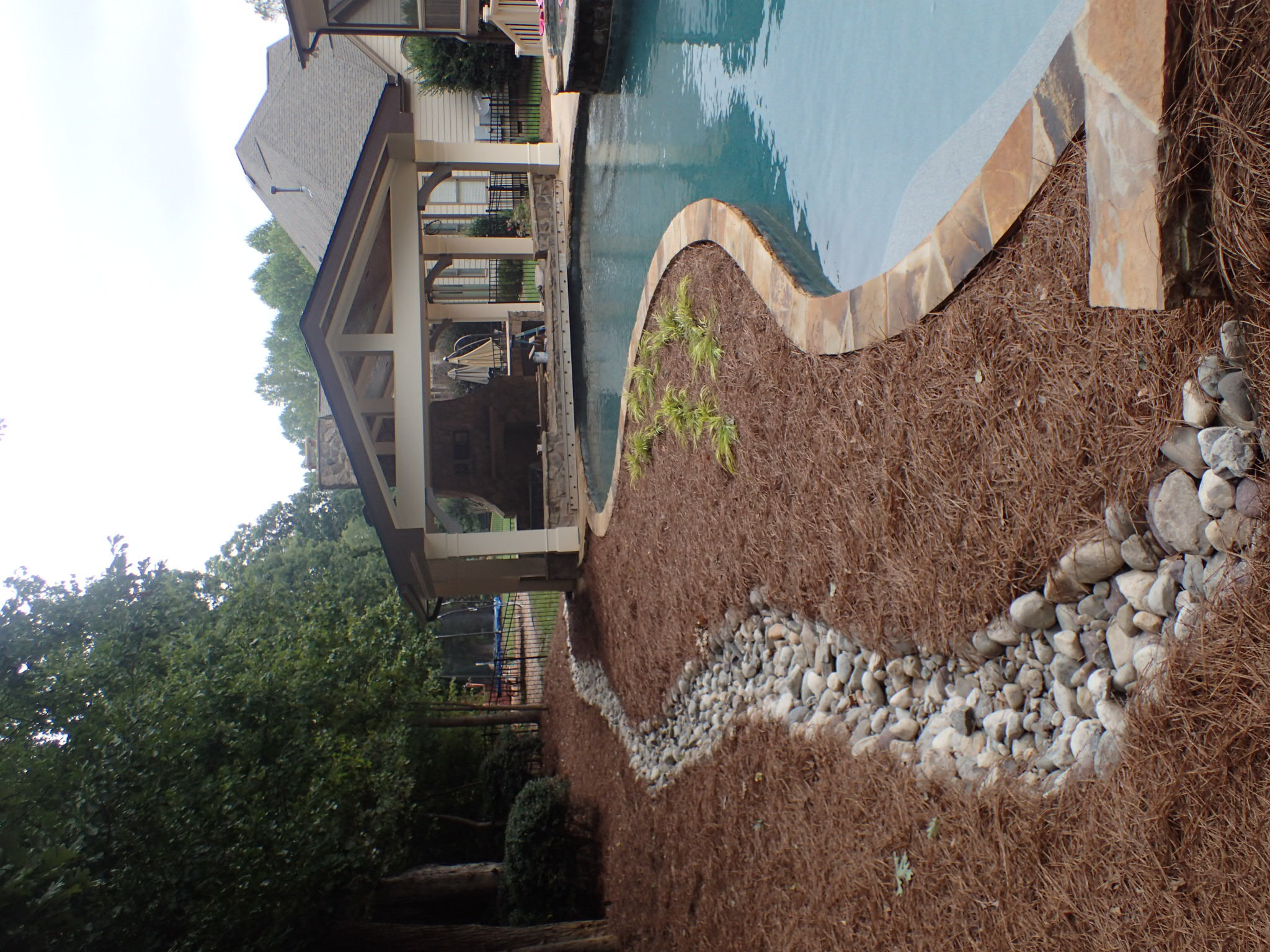 Cary NC landscaping