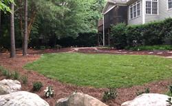 Raleigh NC North Hills Landscape Design