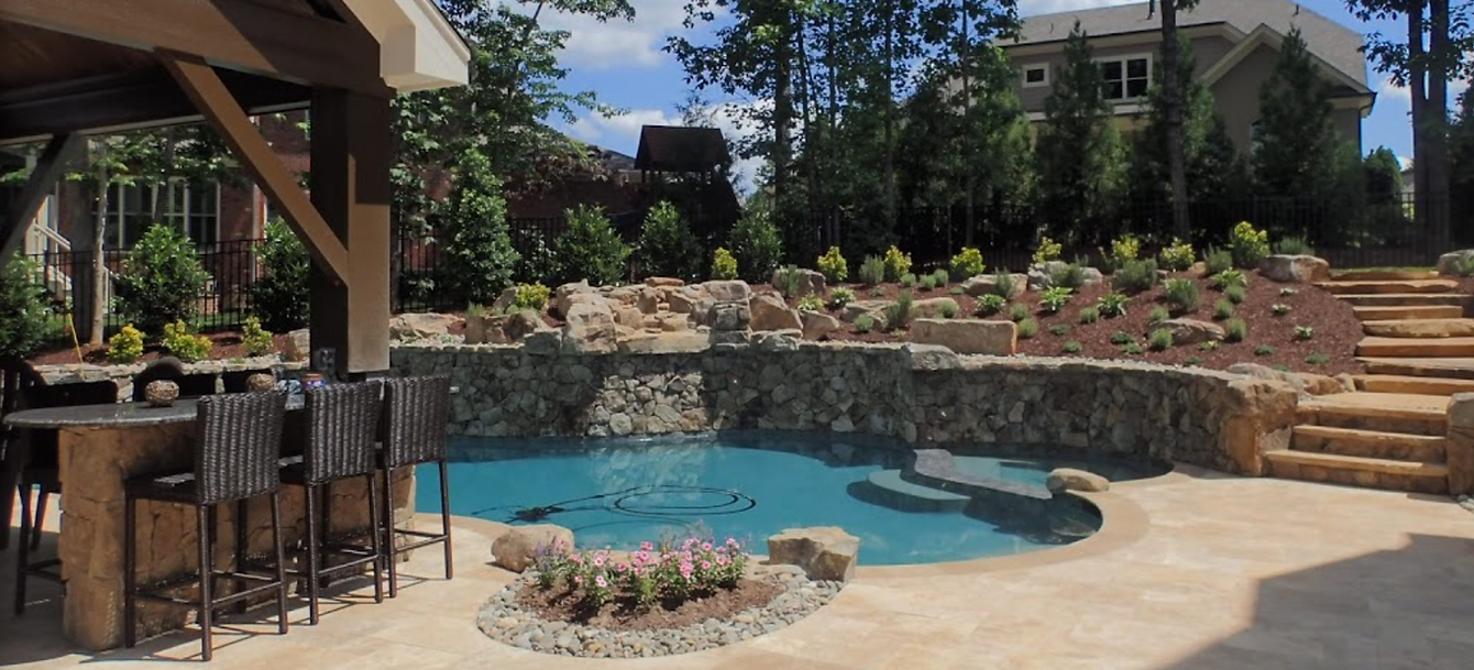 Pool Landscaping Install Cary NC.png