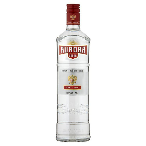 Aurora Pure Grain Vodka 700ml/70cl