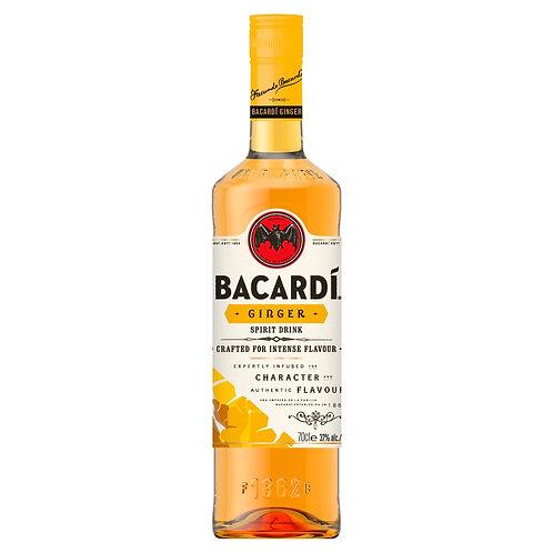 Bacardi Ginger 700ml/70cl