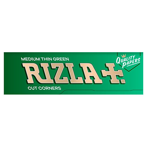 Small Green Rizla