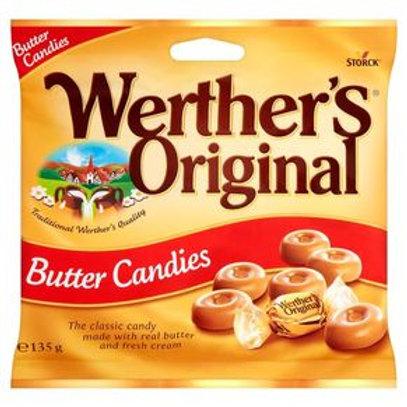Wherthers Original Butter Candies