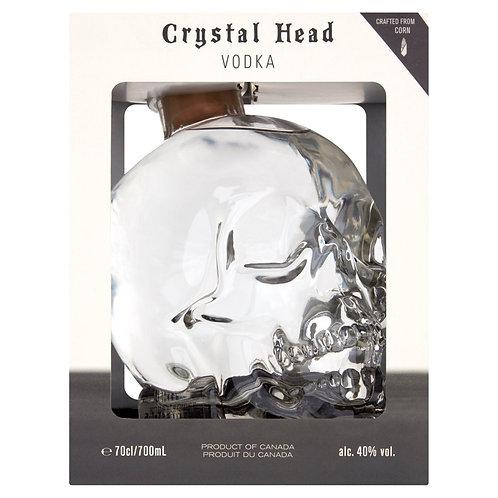 Crystal Head Premium Vodka 700ml/70cl