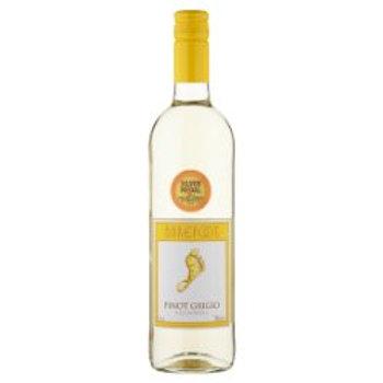 Barefoot Pinot Grigio White wine 700ml/70cl