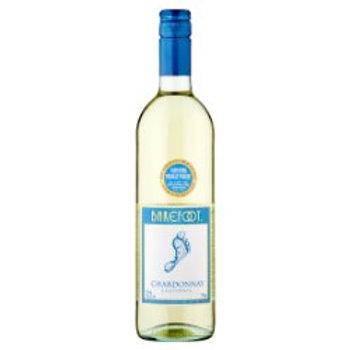 Barefoot Chardonnay WhiteWine 700ml/70cl